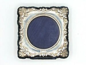 Robert Carr Solid Silver Mini Photo Frame Hallmarked, Birmingham, 1995 (AP143R)