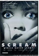 Scream - Vigila quien llama (DVD Nuevo)