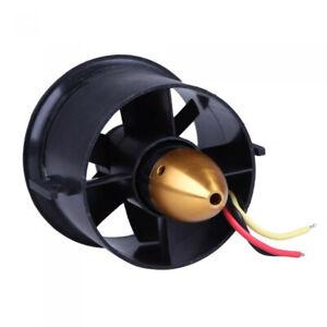 Impeller 70 mm 6 Blatt mit 3000KV Brushless Motor MB