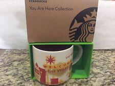 STARBUCKS Las Vegas You Are Here Mug Brand new in box