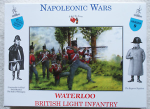 BRITISH LIGHT INFANTRY WATERLOO - NAPOLEONIC WAR - CALL TO ARMS - A1