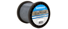 FILO NYLON SHIMANO EXAGE D.MM 0.355 MT 1000 MADE IN JAPAN