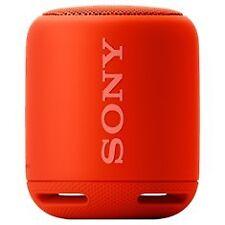Accesorios rojos Sony para reproductores MP3