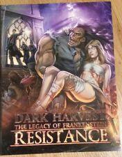Dark Harvest - The Legacy of Frankenstein - Resistance RPG by Cubicle 7