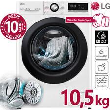 LG Waschmaschine 10,5 kg 1400 U/min Display Direktantrieb Dampf Frontlader AIDD