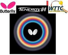 Butterfly Tenergy 64 Red 2.1mm Table Tennis Rubber
