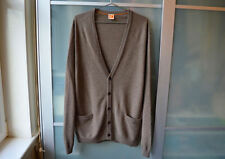 HUGO BOSS Wool Button-Front Cardigans for Men