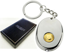 Jean Pierre Micro Torch Key Ring with Free Engraving (D17)