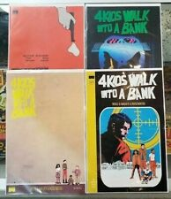 4 Kids Walk Into a Bank #1 2 3 4 - (set of 4)  Black Mask Comics - VF+ / NM @