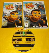 BEE MOVIE GAME Nintendo Wii Versione Ufficiale Italiana 1ª Edizione ○ USATO - BN