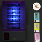 110V Electric LED Mosquito Fly Bug Insect Trap Zapper Killer Night Lamp Light UL