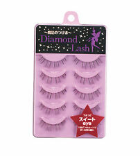 Made in JAPAN DIAMOND LASH SWEET EYE Five Pairs Lower Lash