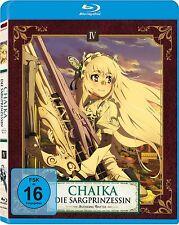 Chaika - Die Sargprinzessin - Avenging Battle (Staffel 2) – Vol. 4 - Blu-ray-Edi
