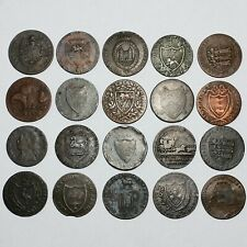 More details for 18th century great britain copper tokens