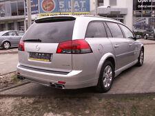 Opel Vauxhall Vectra C REAR  SPOILER ROOF EXTENSION SUN GUARD OPC look COMBI