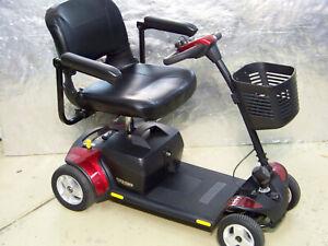 Pride Mobility Go-Go® Elite Traveller Plus 4-Wheel