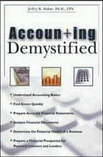 Accounting Demystified by Haber, Jeffry R.