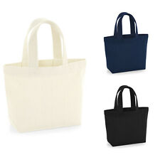 Westford Mill EarthAware Organic Cotton Marina Mini Tote (W845) - Womens Handbag