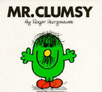 Mr. Clumsy (Mr. Men Library), Hargreaves, Roger , Acceptable | Fast Delivery