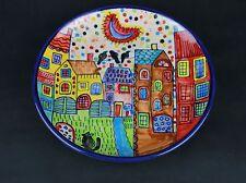 Teller Frühstücksteller NEW VILLAGE 2er-Set Gall & Zick Keramik - made in India