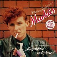 Markus Kugelblitze und Raketen (1982) [LP]