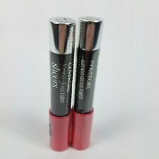 2 CoverGirl Lip Perfection Jumbo Gloss Balm Frosted Cherry Twist 217 Sealed