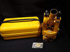 Carl Zeiss Jena Theodolite Theo 020A Transit Level Meter Optical Survey Equipent