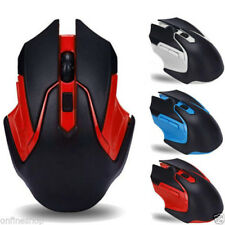 2.4GHz 3200DPI 6 Buttons Wireless Optical Gaming Mouse Mice For Computer PC