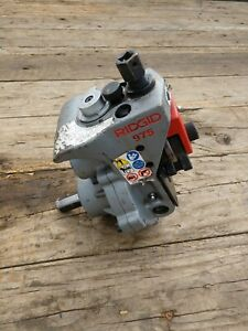 RIDGID 975 COMBO PIPE ROLL GROOVER