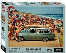 Beach Vibes Jigsaw Puzzle - 1963 Holden EH Wagon