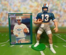 1998 Dan Marino - Starting Lineup - Slu - Loose Figure and Card - (Cd) - Miami