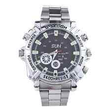 Spy HD Wrist DV Watch 8GB Video Night Vision 1080P Hidden Camera DVR Waterproof