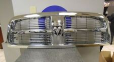 09-12 Dodge Ram 1500 DS Chrome Grille With Emblem Factory Mopar OEM Brand New