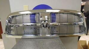 09-12 Dodge Ram 1500 DS Chrome Grille With Emblem Factory Mopar OEM Brand New