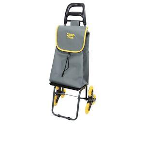 Climb Cart faltbare Einkaufstrolley Stufen-Transportroller Einkaufswagen Roller