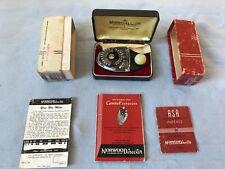 Vintage Norwood Director Model B Exposure Meter w/Original Box, Case & Manual