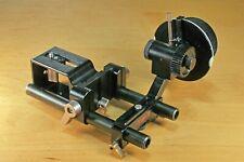 GenusTech follow focus with fully adjustable DSLR/ MFT mount