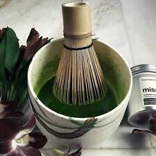 Matcha Brush Ceremony Bamboo Chasen Powder Stir Whisk Preparing Green Tea Tool
