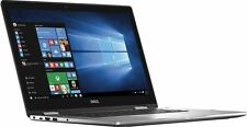 New Dell Inspiron I7579-0028GRY 2-in-1 15.6 Touch-Screen Laptop i5 8GB 256GB SSD