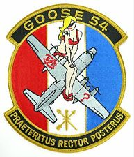 USAF 17th SOS SPECIAL OPERATIONS SQUADRON GOOSE-54 PATCH