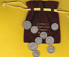 Christmas pudding Silver coins 3 and 6 pence packs GIFT
