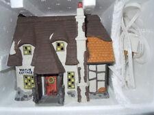 Dept. 56 Dickens Village Series Oliver Twist Maylie Cottage
