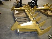 "dozer blade root rake, 112"" wide, 1065 lbs AR400 steel NEW"