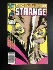 Marvel Comics Doctor Strange #81 1st App of Rintrah.  Final Issue.  Newsstand.