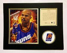 Phoenix Suns CHARLES BARKLEY 1994 NBA Basketball 11x14 Lithograph Print