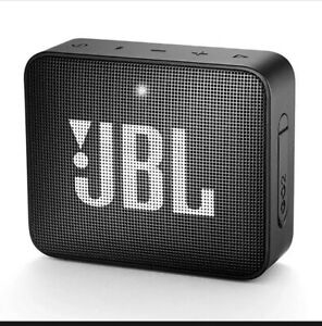 BNEW! JBL GO2 Portable Bluetooth Speaker (silver and yellow)