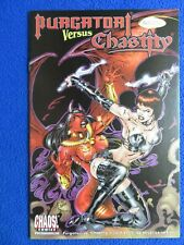 Purgatori Vs Chastity Omega Edition Chaos Comics