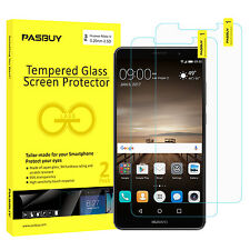 2 Pack [Japan Glass] 0.26mm Tempered Glass Screen Protector for Huawei Mate 9