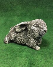 Bunny Rabbit Concrete Stone Effect Frost Treated Outdoor Garden Ornament