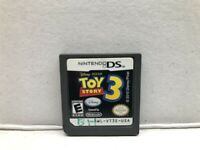 Toy Story 3 (Nintendo DS, 2010) Cart Only - Clean & Tested Working - Free Ship